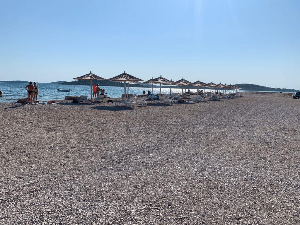 Šibenik pláže